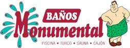 Baños Turcos y Saunas Monumental